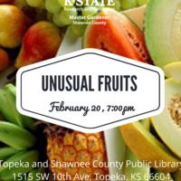 Unusual Fruits