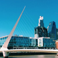 Women's Bridge in Buenos Aires