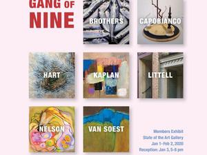 Gang of Nine poster