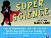 Learn a Super Power at Cradle of Aviation Museum