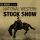 CU Night at the National Western Stock Show