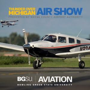 BGSU @ Thunder Over Michigan Air Show