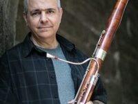 Faculty Artist Series - George Sakakeeny, bassoon, and friends