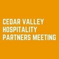 Cedar Valley Hospitality Partners Meeting