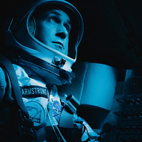 Photo of Ryan Gosling from the movie the First Man.