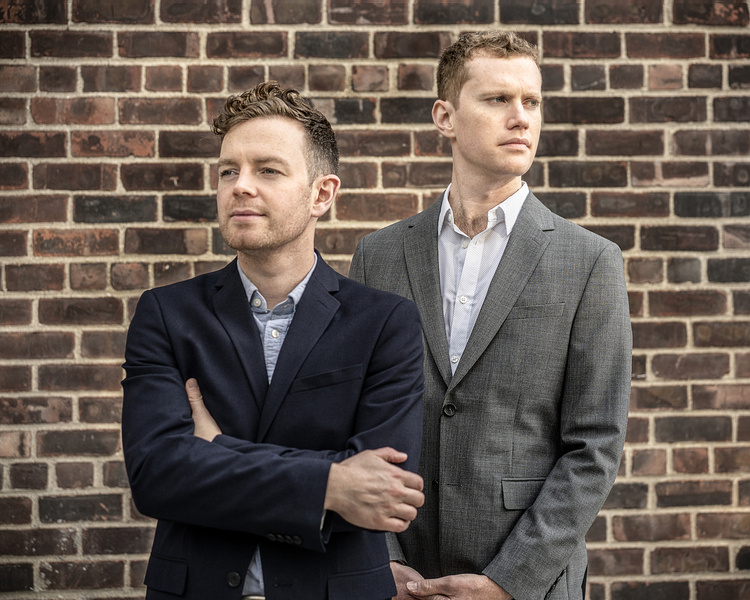 Gaelic Roots concert featuring Dave Curley and Andrew Finn Magill
