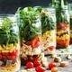 Healthy on the go foods.