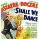 Monday Night at the Movies: Shall We Dance with Fred Astaire & Ginger Rogers