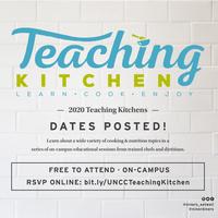 Teaching Kitchen: Miso Soup and Kimchi