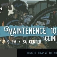 Bike Maintenance 101 Clinic