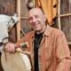 Native American Storyteller, Novelist & Poet Joseph Bruchac of the Abenaki Nation