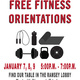 Personalized Fitness Orientations