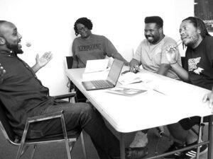 Cake Walk presents Ebony Cruise: An Improv Comedy Excursion