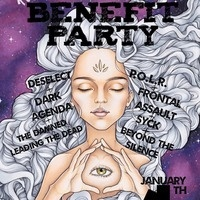 Spicoli's Benefit Party Poster