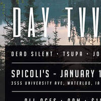 Armon Hassan. Day Tvvo, Dead Silent, Tsupa, and Legacy at Spicolis
