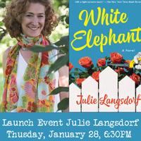 Julie Langsdorf Paperback Launch Party