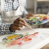 Intro to Watercolor for Adults