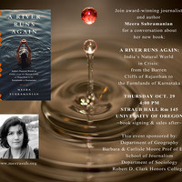 A River Runs Again -- Author Event