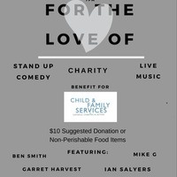 Baltimore's Best Comedians for a Great Cause!
