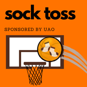 Sock Toss & Free Pizza Sponsored by UAO