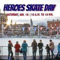 Heroes Skate Day