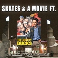 Skates and a Movie feat. The Mighty Ducks