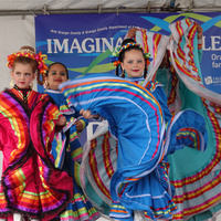 Over 500 international dancers and musicians will be performing on four stages at Soka University's International Festival.