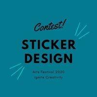 Arts Festival 2020: Sticker Contest