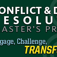 Conflict and Dispute Resolution Master's Info Webinar