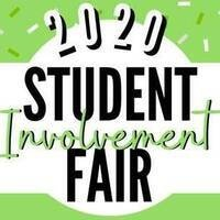 2020 Student Involvement Fair
