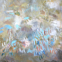 """Merkaba (2 of 2),"" painting by Duane Cregger"