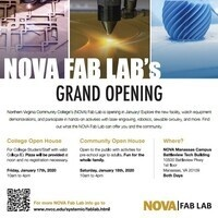 Fab Lab Grand Opening