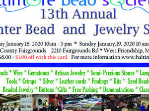 Winter Bead and Jewelry Show