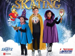 Discover the Magic of Skating!