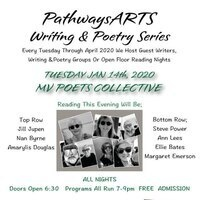 Writing & Poetry Series