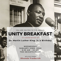 Annual Unity Breakfast
