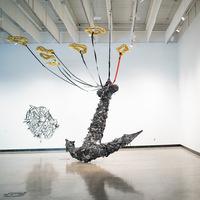 Sculpture by Pam Longobardi