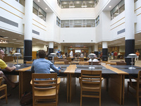 Mann Library Tour