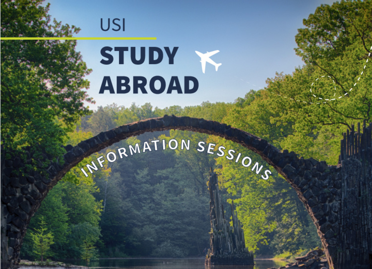 Study Abroad Information Session at Liberal Arts Center