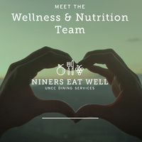 Meet the  Dining Services Wellness Team