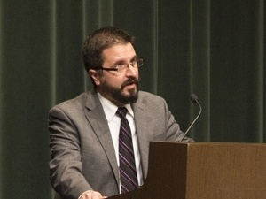 Dr. Matthew Gaetano:  Rivaling Angels: Platonism, Christianity, and the Source of Human Dignity in Giovanni Pico della Mirandola