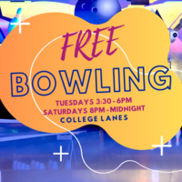Winter Term Free Bowling