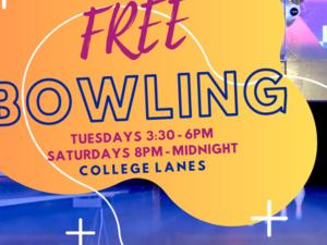 Winter Term Free Bowling