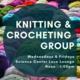 Winter Term Knitting/Crocheting Group