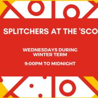 Splitchers at the 'Sco