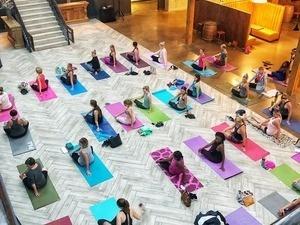 Vino & Vinyasa: Yoga at the Winery