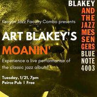 Kenyon Jazz Faculty Combo Performance