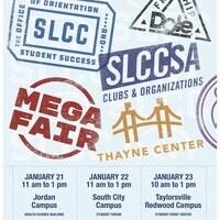 Mega Fair at Jordan Campus
