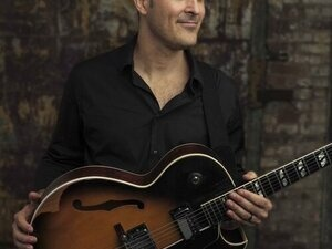 Jazz guitarist Jonathan Kreisberg