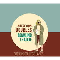 Doubles League Flyer